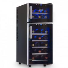 Отдельностоящий винный шкаф Cold Vine C21-TBF2