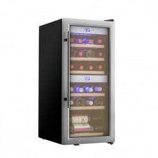 Отдельностоящий винный шкаф Cold Vine C24-KSF2