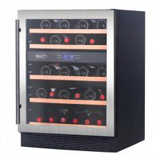 Встраиваемый винный шкаф Cold Vine C44-KST2