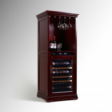 Отдельностоящий винный шкаф Cold Vine C46-WM1-BAR (Classic)
