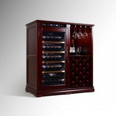 Отдельностоящий винный шкаф Cold Vine C66-WM1-BAR (Classic)