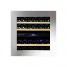 Встраиваемый винный шкаф Dunavox DAB-25.62DSS.TO