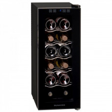Отдельностящий винный шкаф Dunavox DAT-12.33C