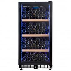 Отдельностящий винный шкаф Dunavox DX-107.229K