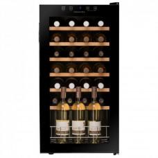Отдельностящий винный шкаф Dunavox DX-28.88KF