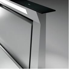 Вытяжка FALMEC DOWNDRAFT GLASS BLACK 120 (вытяжка, в столешницу, черное стекло, без мотора)