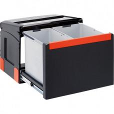 Сортер Franke Cube50, автом., 1х14л, 1х18л 134.0055.292