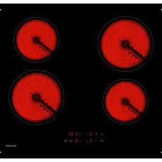 Стеклокерамическая варочная панель GRAUDE PREMIUM EK 60.0 S