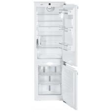 Встраиваемый двухкамерный холодильник Liebherr ICN 3386-20