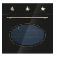 Встраиваемый газовый духовой шкаф MAUNFELD EOGC604RBG.MT