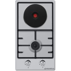 Комбинированная варочная панель MAUNFELD EEHS.32.3ES/KG