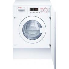 Встраиваемая стирально-сушильный автомат Bosch WKD28541OE