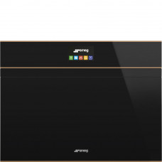 Компактный духовой шкаф с интегрированной пароваркой Smeg SF4604PVCNR1 Dolce Stil Novo