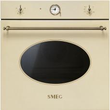 Встраиваемый газовый духовой шкаф Smeg SF800GVPO Coloniale