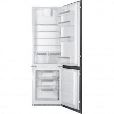 Встраиваемый двухкамерный холодильник Smeg C7280F2P1