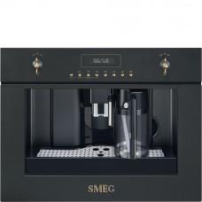 Встраиваемая автоматическая кофемашина Smeg CMS8451A Coloniale