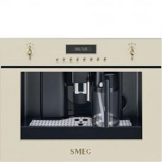 Встраиваемая автоматическая кофемашина Smeg CMS8451P Coloniale