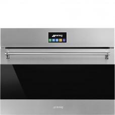 Встраиваемый шкаф скоростного охлаждения и шоковой заморозки Smeg SAB4304X Classica