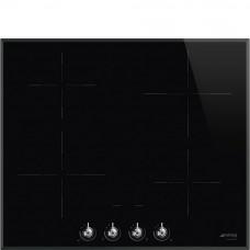 Индукционная варочная панель  SMEG SI364B Classica